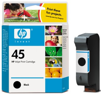 HP Kartuša 51645AE (42ml) - original