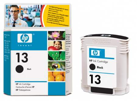 HP Kartuša C4814A (black) (28ml) - original