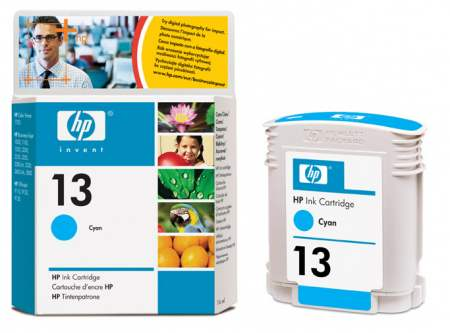 HP Kartuša C4815A (cyan) (14ml) - original