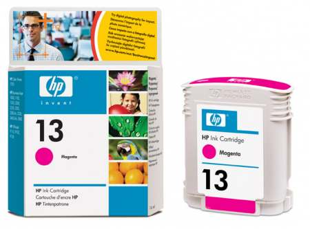 HP Kartuša C4816A (magenta) (14ml) - original