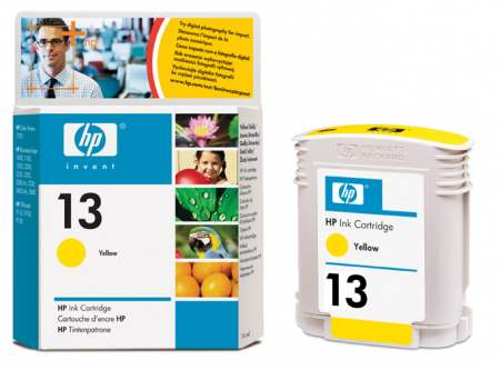 HP Kartuša C4817A (yellow) (14ml) - original