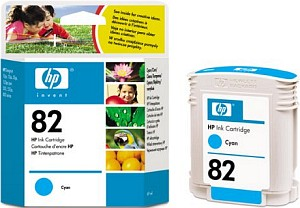 HP Kartuša C4911A (cyan) (69ml) - original