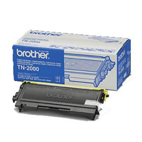 BROTHER Toner TN 2000 - original