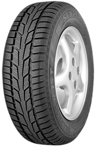 Guma 225/55R16 95H Speed Grip m+s Semperit
