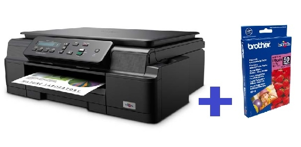 Brother DCP-J105W mf inkjet naprava (DCPJ105YJ1)