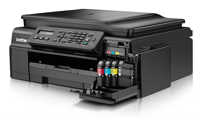 Brother MFC-J200W mf inkjet naprava (MFCJ200YJ1)