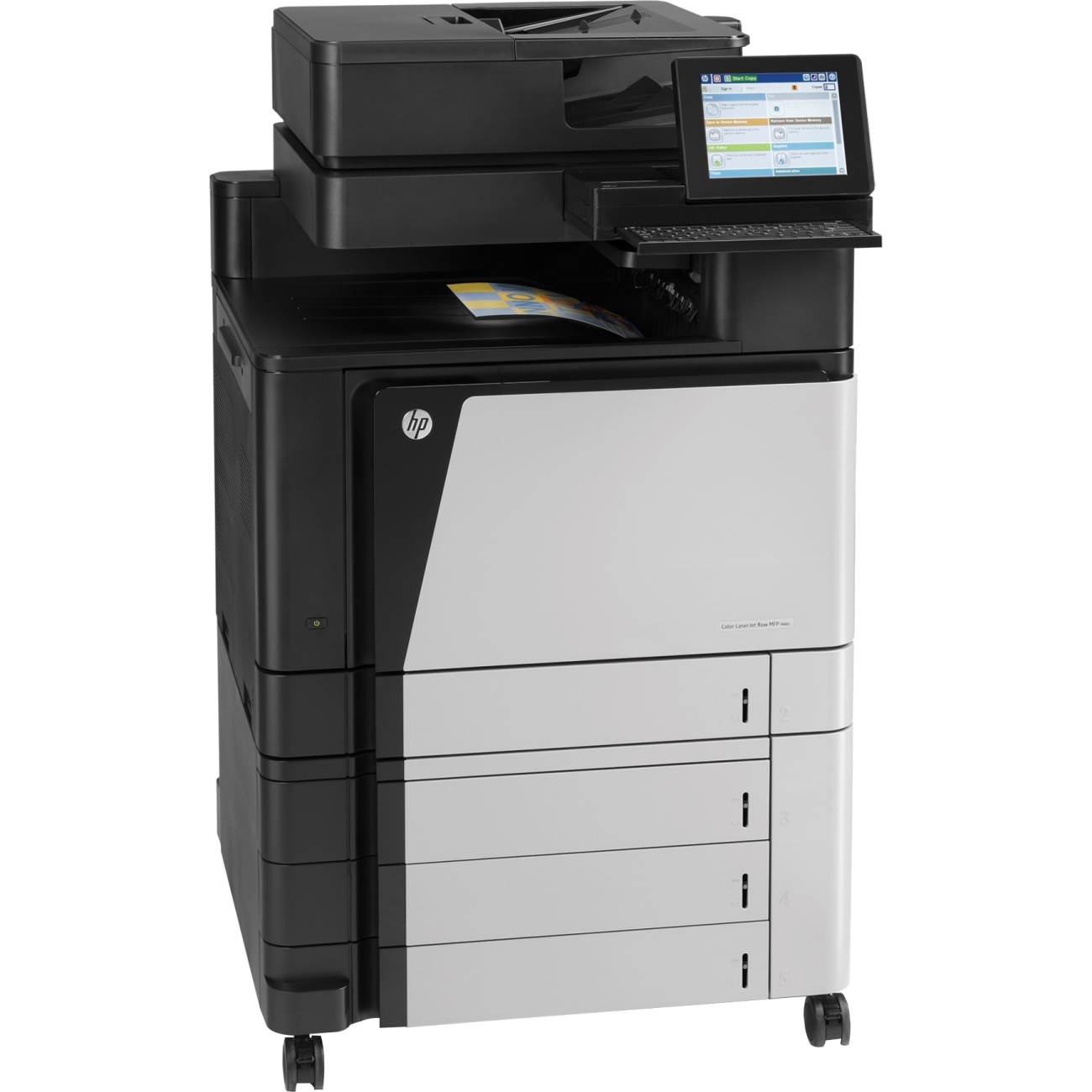 HP Color LaserJet Flow MFP M880z Prntr (A2W75A)