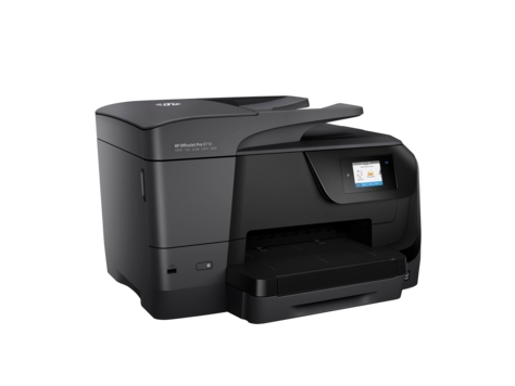HP OfficeJet Pro 8710 AiO Printer (D9L18A)