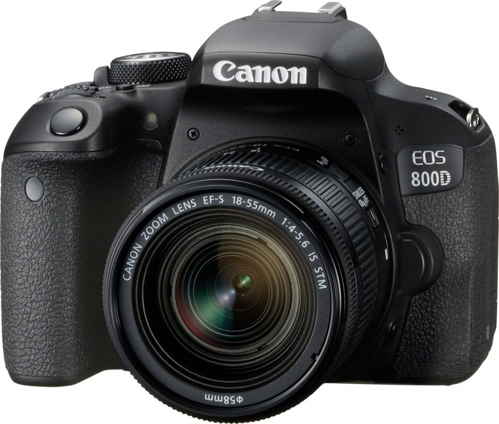 Canon EOS 800D 18-55 IS