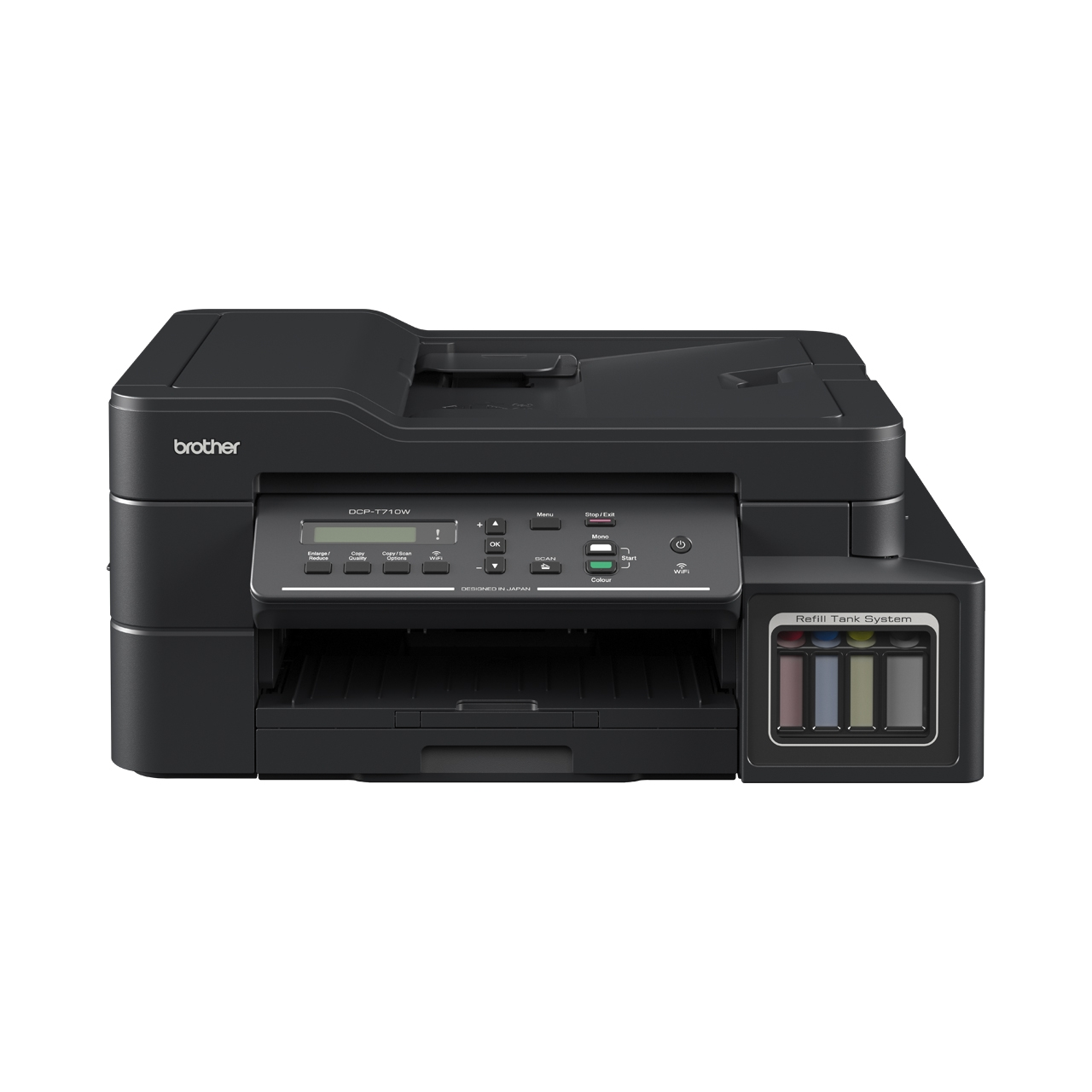 Brother DCP-T710W IB Plus mf inkjet naprava (DCPT710WRE1)