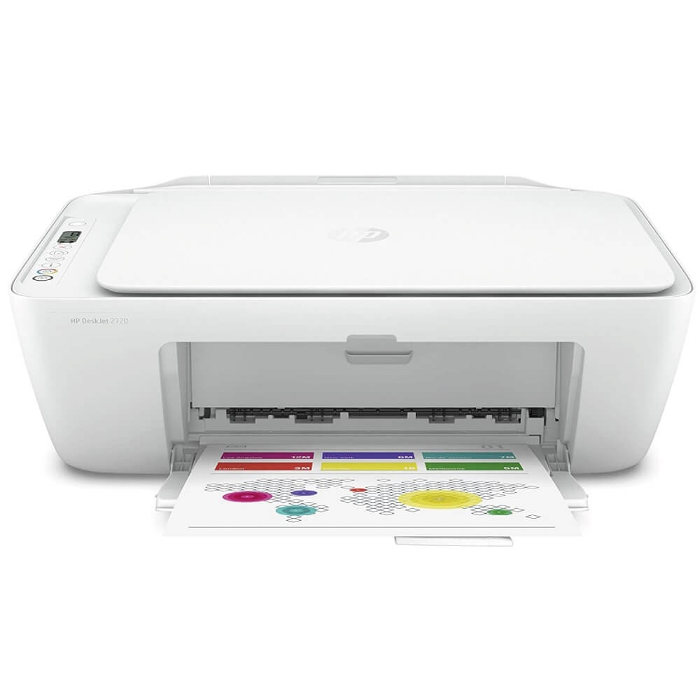 HP DeskJet 2720 All in One Printer (3XV18B)