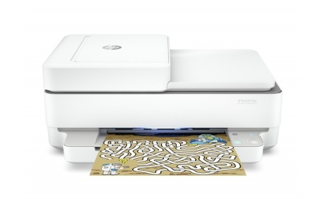 HP Deskjet Plus IA 6475 AiO Printer (5SD78C)