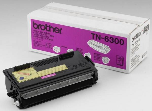 BROTHER Toner TN 6300 - original